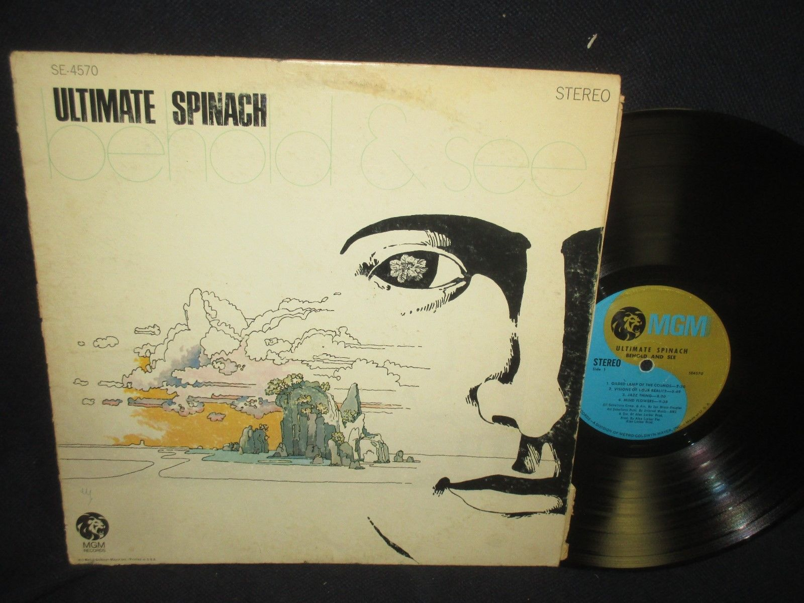 Ultimate Spinach Behold And See Void Vinyl Records