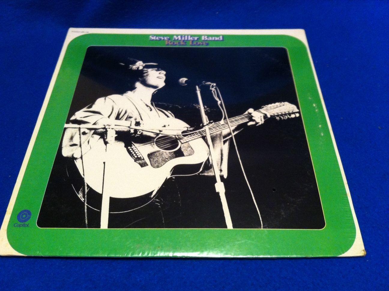 Steve Miller Rock Love Void Vinyl Records