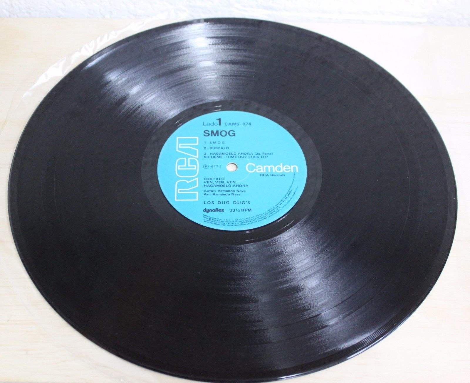 Dug Dugs Smog Void Vinyl Records